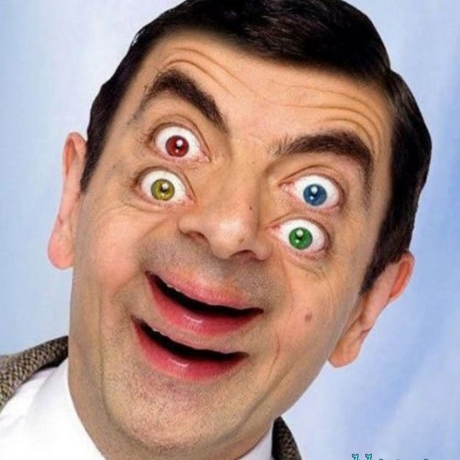 The Gallery For Gt Funny Photoshop Mr Bean