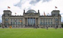 Reichstag Building Berlin Germany