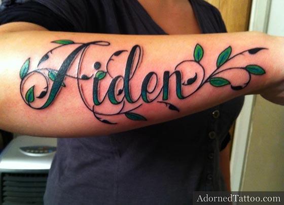 tattoos forearm