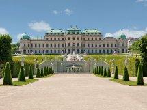 Vienna Austria Schonbrunn Palace