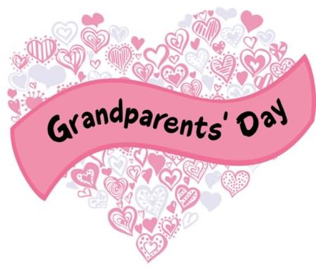 Wonderful Grandparents Day  Wishes Pictures And Images