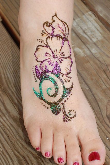 girl power tattoo quotes 3 way switch wiring diagram multiple lights at light 15+ cool turtle tattoos on foot
