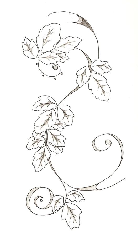 23+ Wonderful Poison Ivy Plant Tattoos