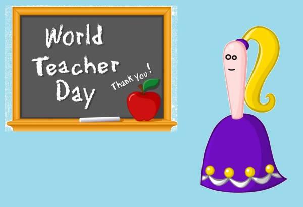 Happy World Teachers Day Wishes