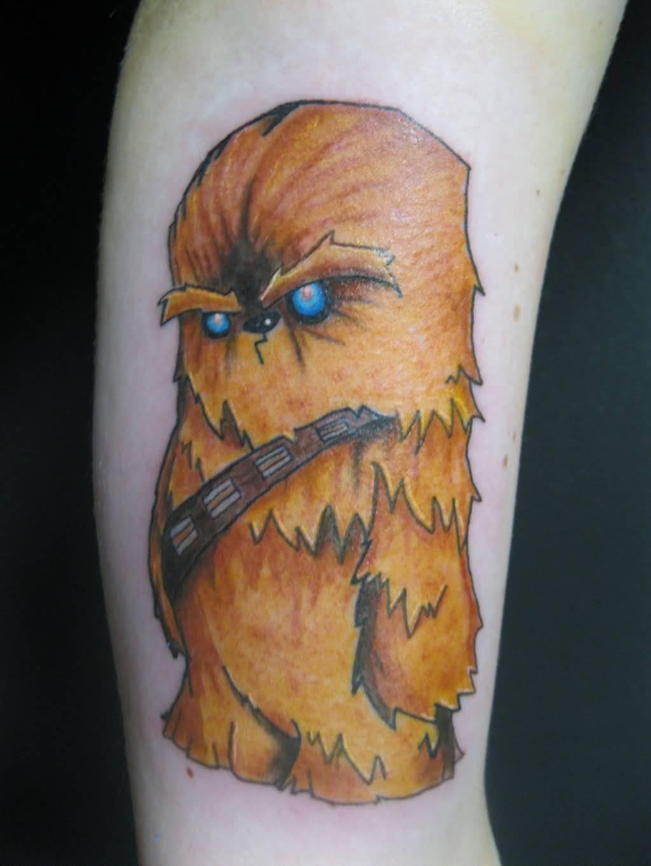 8 Chewbacca Tattoos Designs