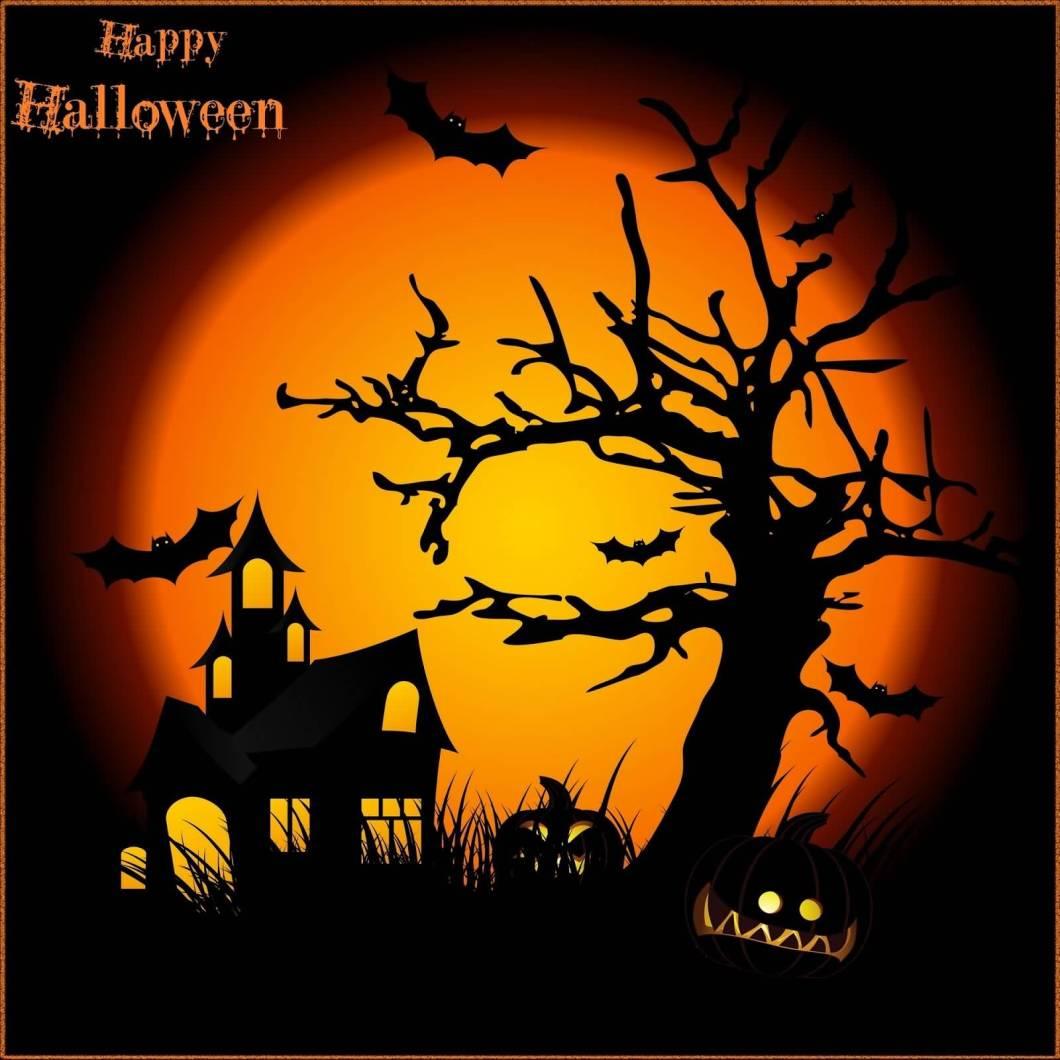 Animated Halloween Greeting Cards Hallowen