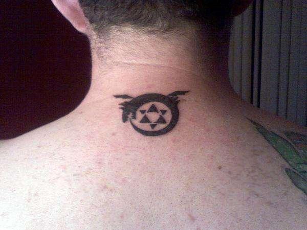 Amazing Back Tattoos Men