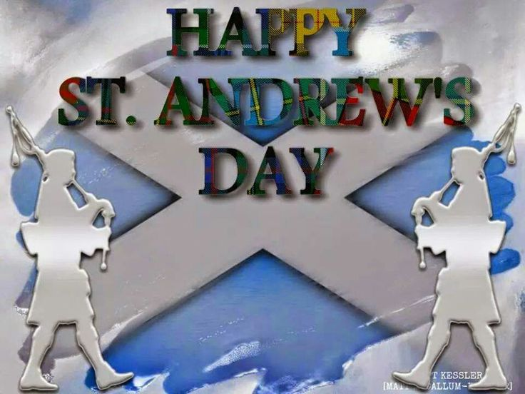 55 Best Pictures And Images Of Saint Andrews Day Wishes