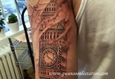 Half Tattoo Sleeve Ideas