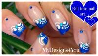 50+ Latest French Tip Nail Art Design Ideas