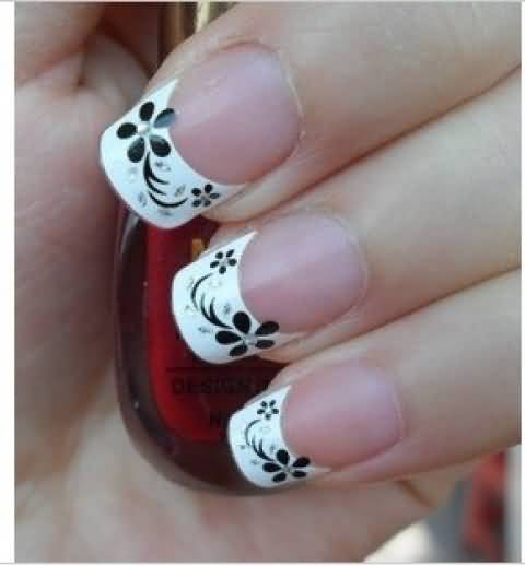70 Ideas Of French Manicure Art And Design White Tip Nail