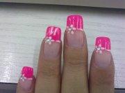 beautiful acrylic nail