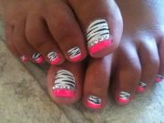 beautiful zebra print