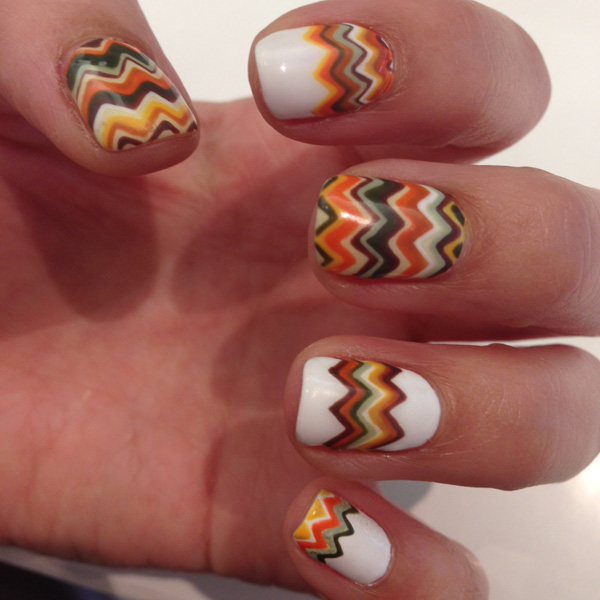 20 Thanksgiving Nail Art Designs Ideas 2016 7