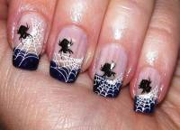 50 Cool Halloween Nail Art Design Ideas
