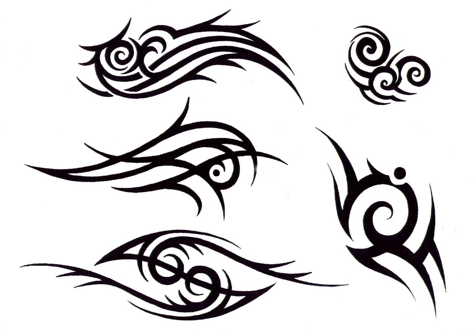 40 Latest Tribal Tattoo Designs