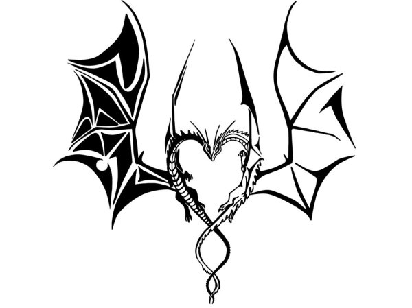 latest tribal tattoo design