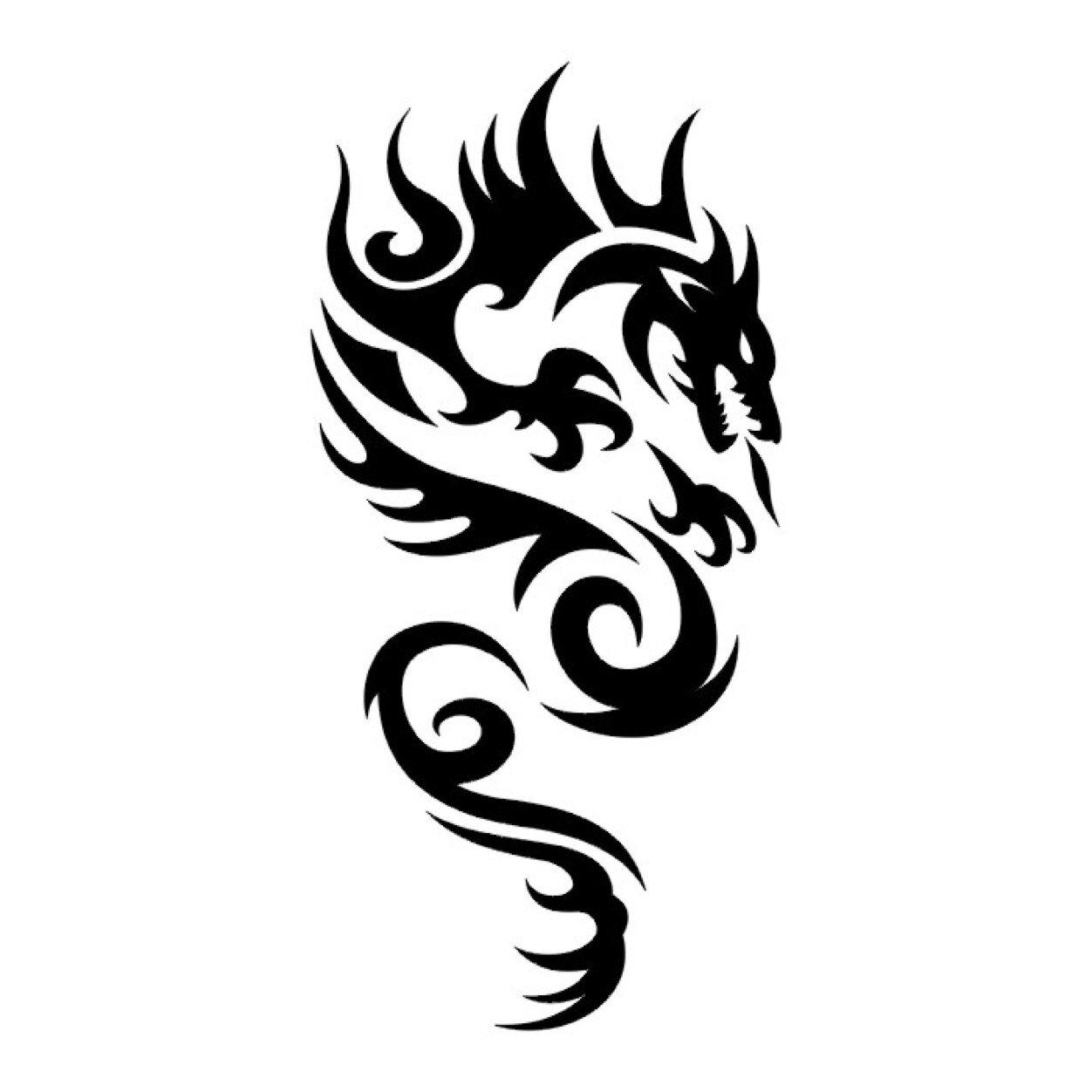 52 latest tribal dragon
