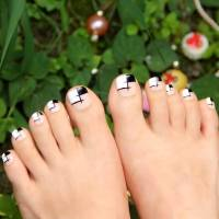55+ Most Stylish Toe Nail Art Ideas