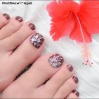55 Latest Toe Nail Art Designs