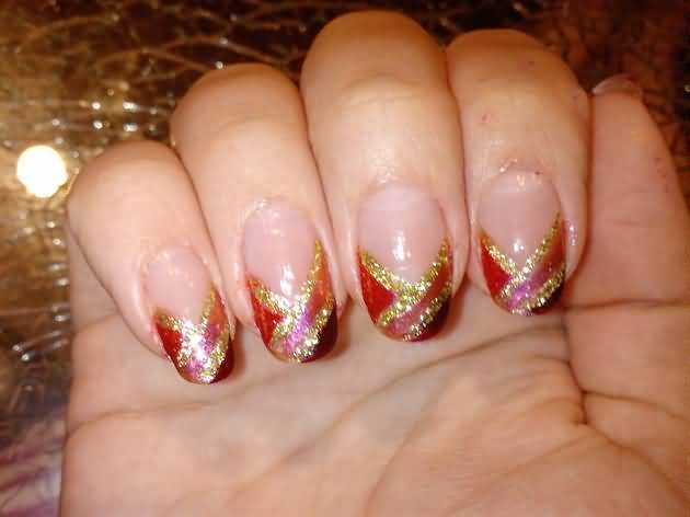 Acrylic Nail Ideas For Fall Top Reviewed Gel French Tip Designs Water