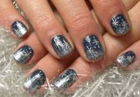 50+ Latest Winter Nail Art Design Ideas