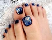 beautiful toe nail art