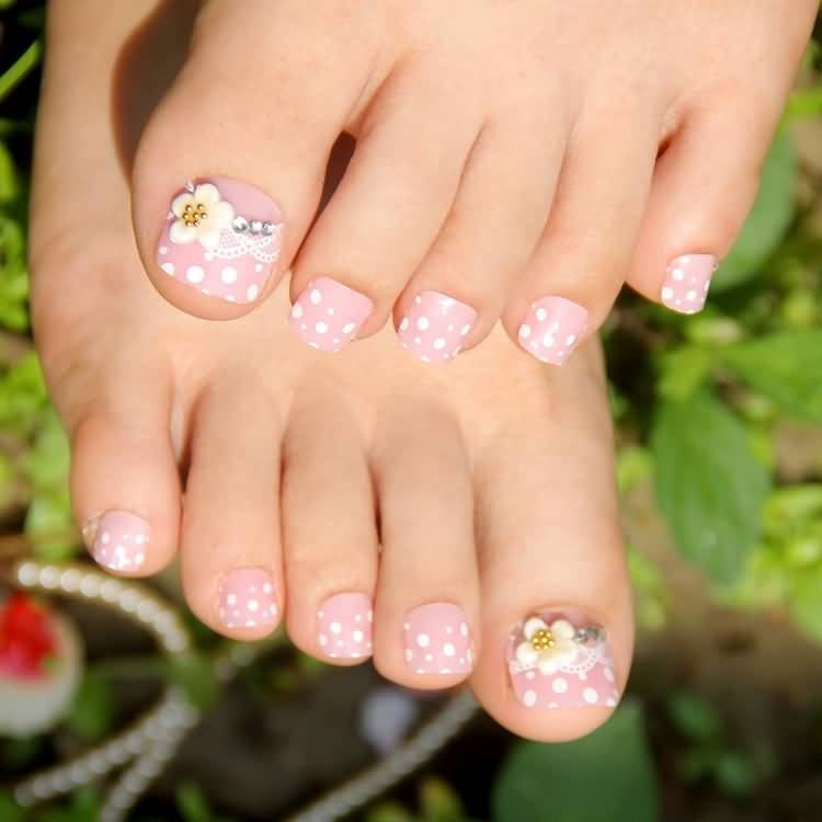 3d toe nail art choice image nail art and nail design ideas 3d nail art on toes nail art ideas 3d toe nail art best nails ideas prinsesfo prinsesfo Image collections