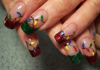 40 Most Beautiful Nail Art Design Ideas For Winter