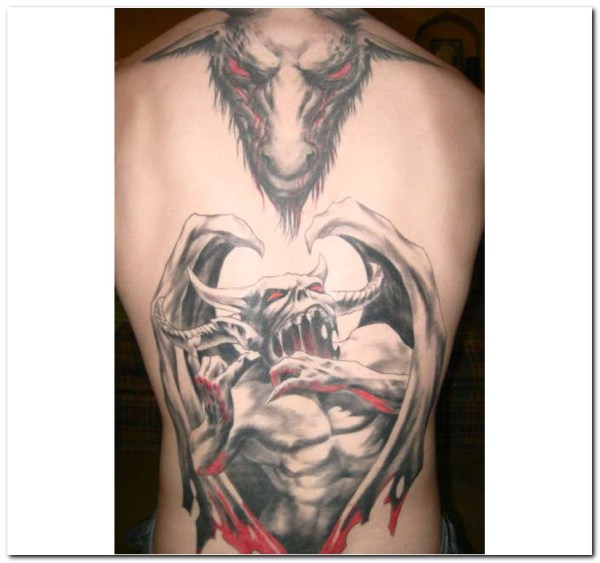 evil tattoos full