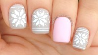 61 Latest Nail Art Design Ideas For Winter