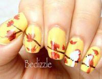 50+ Most Beautiful Autumn Nail Art Designs