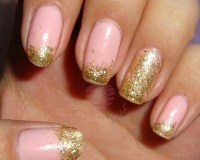 52+ Classic Glitter Nail Art Design Ideas For Trendy Girls
