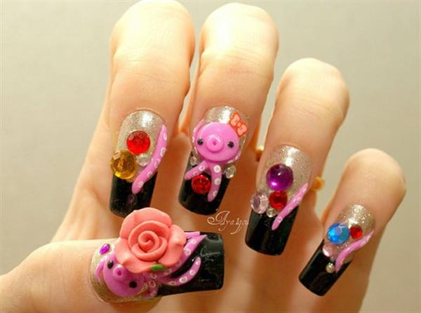 Nail Art By Lore Cluj Contact Ideas