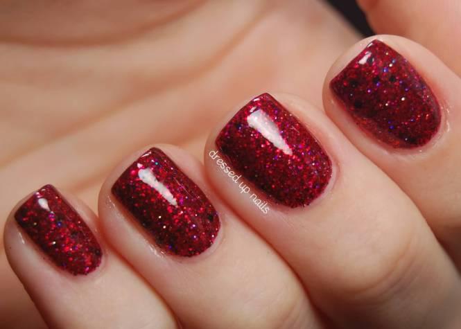 Offer Glitter Gel Nail Designs