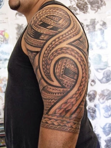 incredible samoan tattoos collection