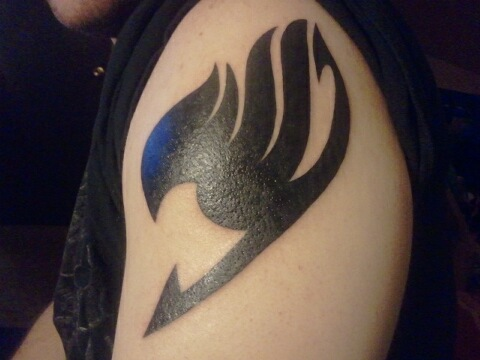 41 Incredible Fairy Tail Tattoos