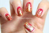 35+ Most Stylish Chinese Nail Art Designs