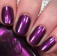 Dark Purple Nail Designs | www.imgkid.com - The Image Kid ...