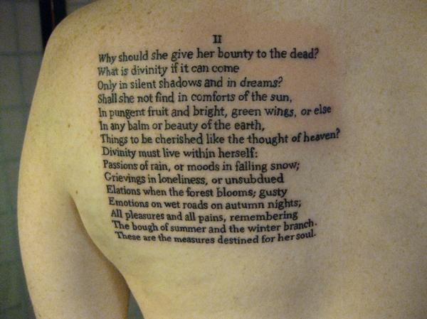 Awesome Footprints In The Sand Poem Tattoo On Foot