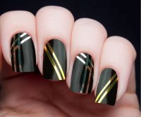 Nail Designs With Striping Tape | Best Nail Designs 2018