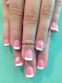 Nail Designs Short Nails Pink - Nail Ftempo