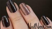 stylish brown nail art ideas