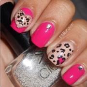 stylish beige nail art ideas