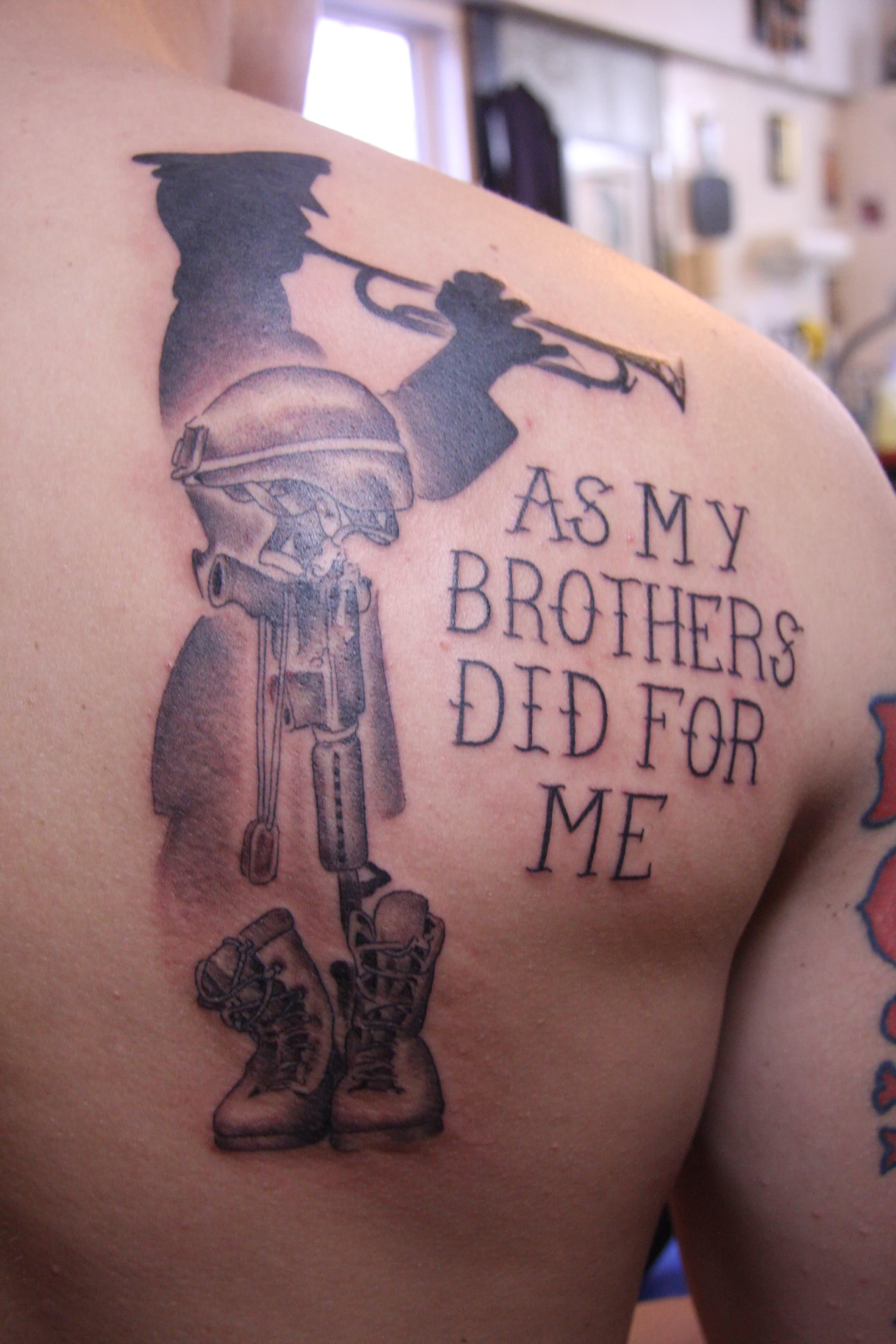 5 Patriotic Quote Tattoos