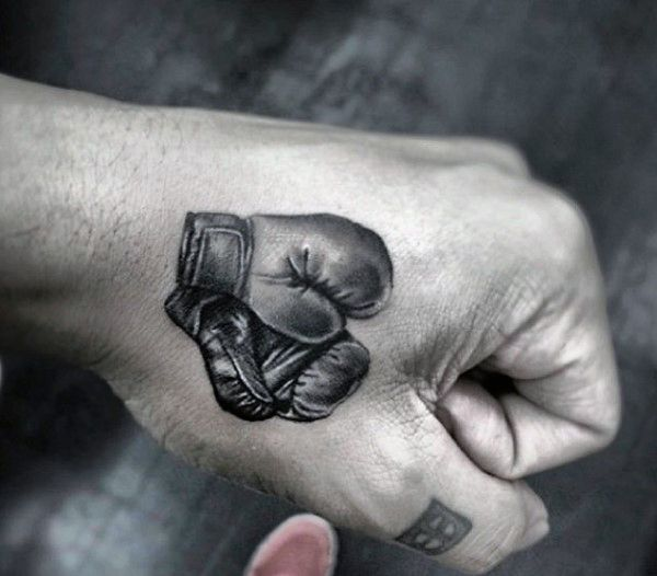 Side Of Hand Tattoo Designs For Men