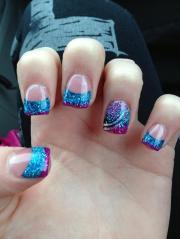 beautiful gel nail art