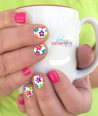 50 Beautiful Spring Nail Art Design Ideas