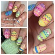 incredible easter nail art ideas