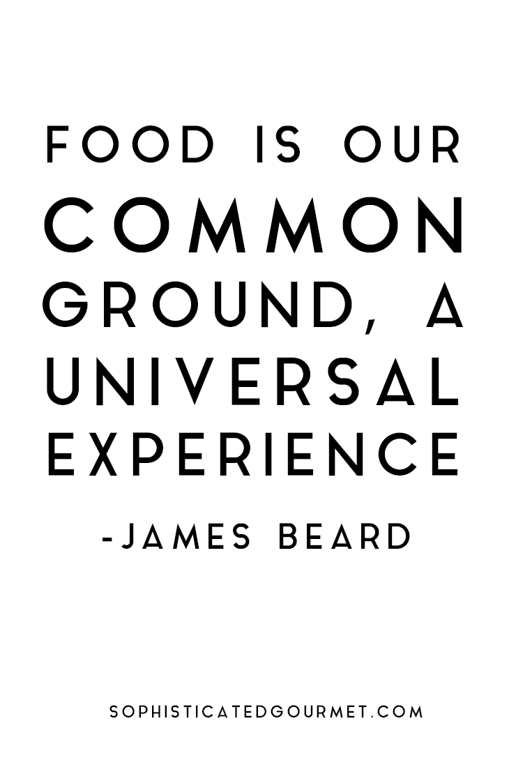 66 Top Food Quotes & Sayings